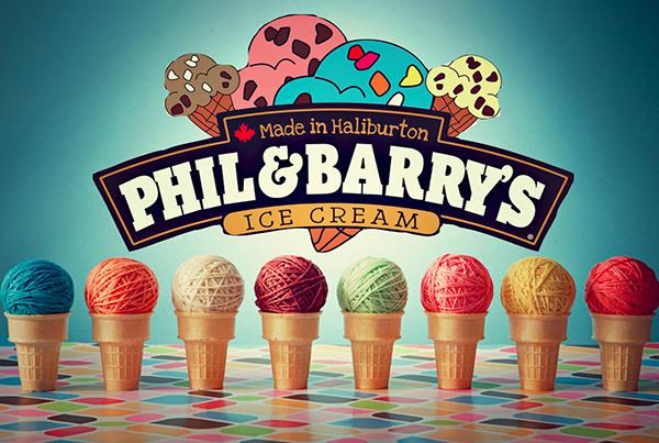 Phil & Barry's Ice Cream Shop
