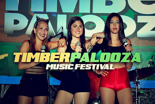 Timberpalooza Festival