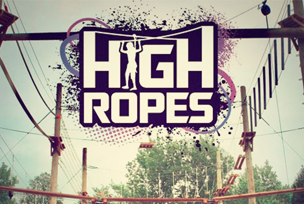 High Ropes Canopy Course