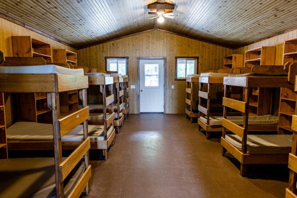 Camp Timberlane Cabins